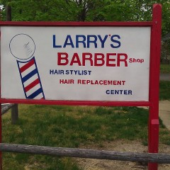 Larry's Barber Shop in Manahawkin