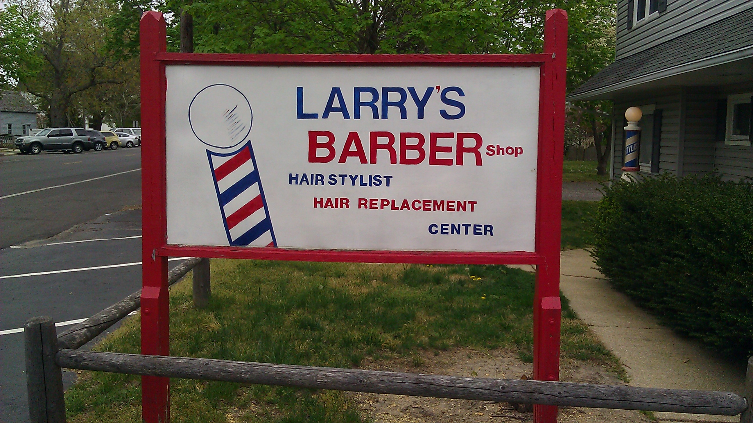 Barber Shop Grapevine : ... Stores Online Magazine Larry?s Barber Shop in Manahawkin