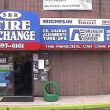 SBR Tire Exchange
