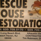 Rescue House Restoration