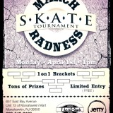 Manahawkin Skate Tournament April 1