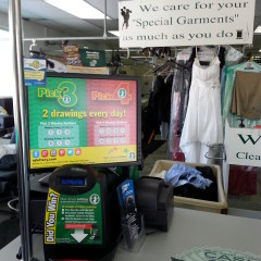 Townsley's Greener Cleaners Now has NJ Lottery