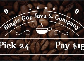 Single Cup Java & Company