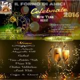 Celebrate 2016 In Style in Manahawkin at IL Forno Di Amici