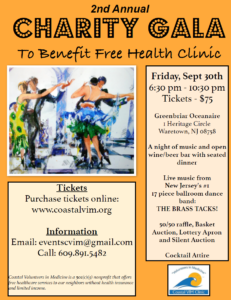 Barnegat Health Care - Charity Gala