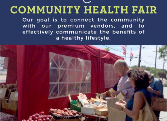 Health Fair at The Manahawkin Flea Market
